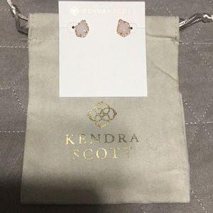 Kendra Scott Tessa Earrings New